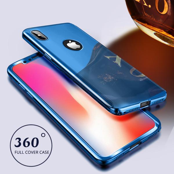 coque iphone x full