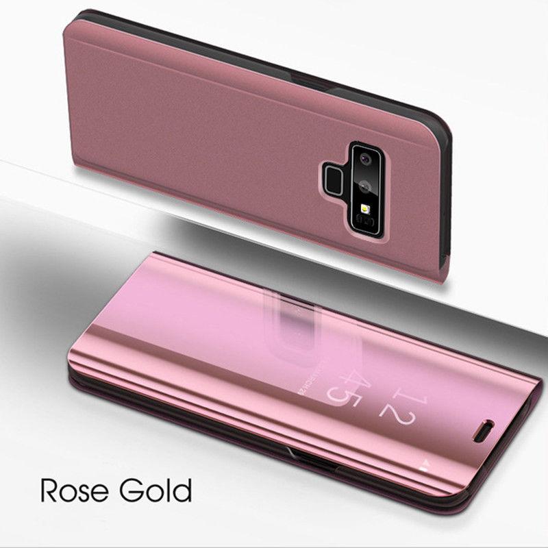 Coque Translucide Miroir pour Samsung Galaxy S10 Plus Couleur Rose