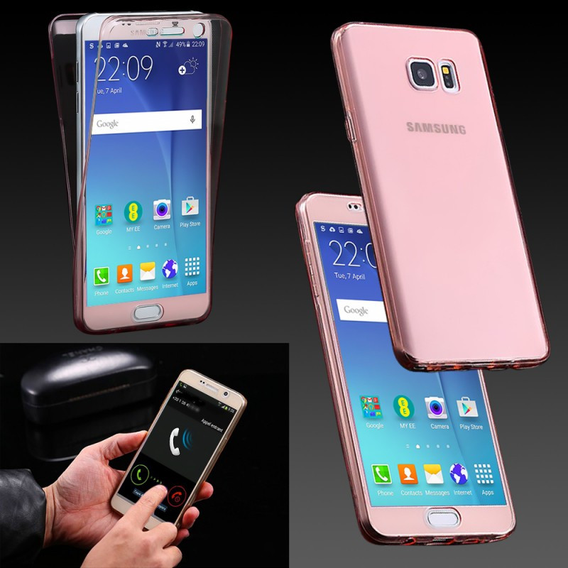 COQUE-ETUI-HOUSSE-FULL-PROTECTION-360-SILICONE-TPU-POUR-SAMSUNG-GALAXY-S6-EDGE