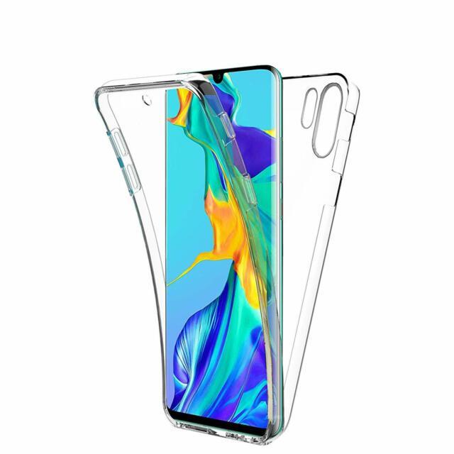 Coque Silicone 360 pour Huawei P30 Pro Etui de Protection integrale Little Boutik®