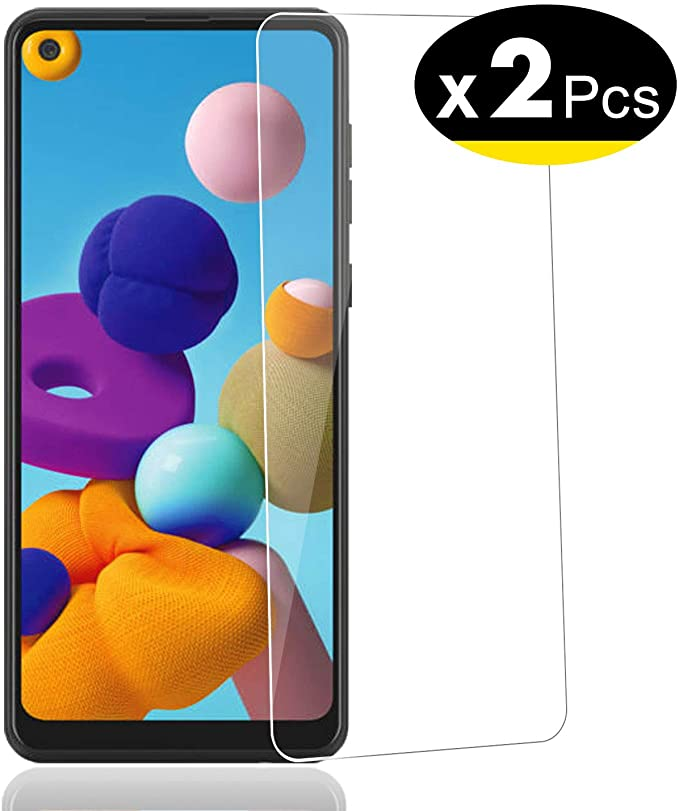 Protection Ecran Samsung A21S Verres Trempes X2 Little Boutik®