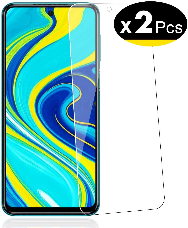 Verres Trempe Haute Resistance Pour Xiaomi Redmi Note 9S / 9 Pro / 9 Pro Max Pack X2 Protection Ecran Little Boutik®