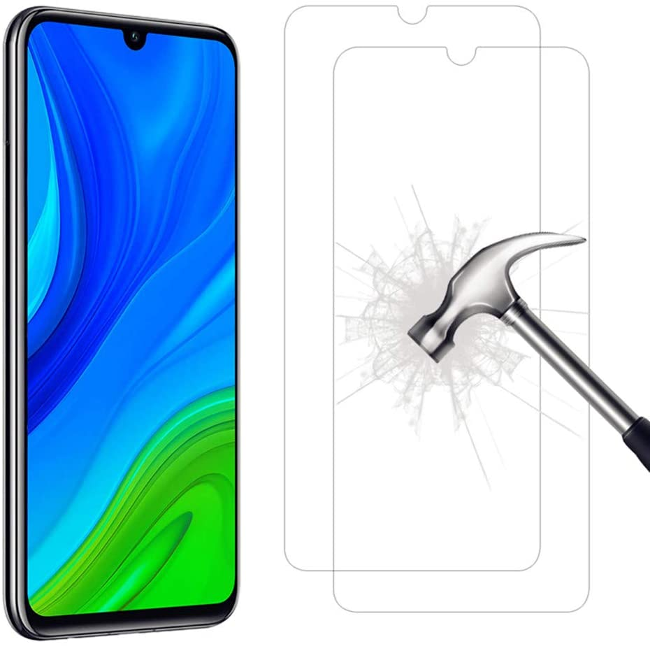 Verres Trempe Haute Resistance Pour Huawei PSMART 2020 Pack X2 Protection Ecran Little Boutik®