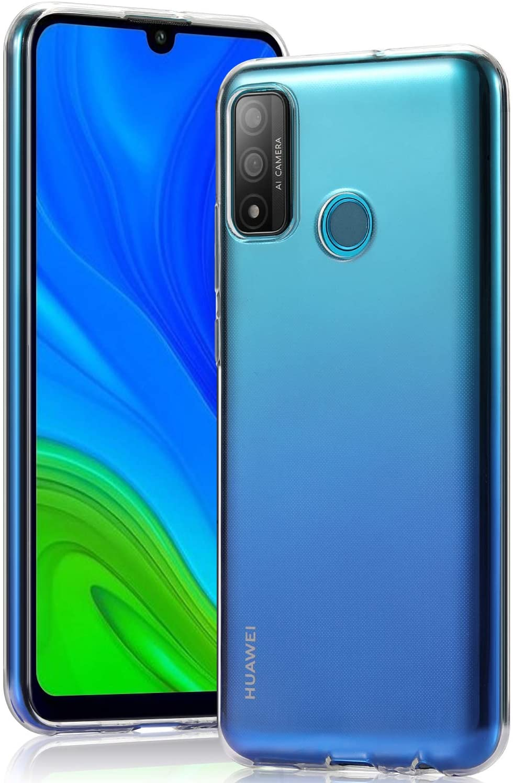 Coque Silicone Transparente Pour Huawei PSMART 2020 Haute protection Little Boutik®