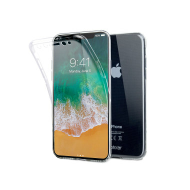 coque gel integral iphone x