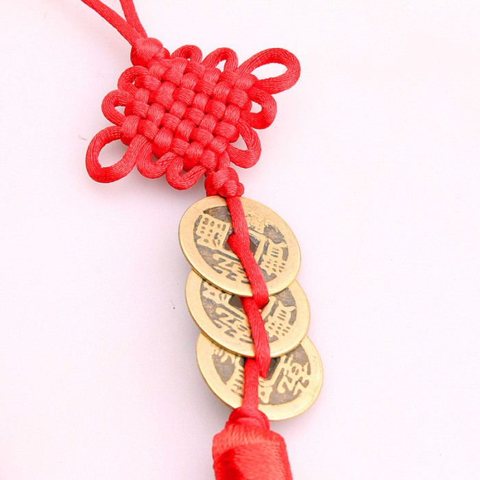 Amulette de richesse trois pi ces feng shui feng shui for Porte zen fuji