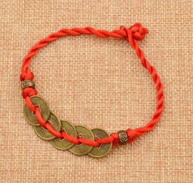 Bracelet Porte Bonheur Chinois Bijoux Bracelet Magie D