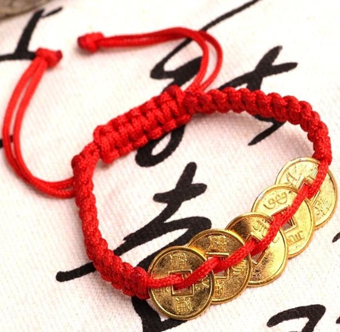 bracelet porte bonheur feng shui bijoux bracelet magie d 39 asie. Black Bedroom Furniture Sets. Home Design Ideas