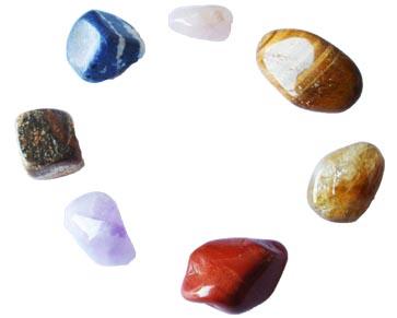 Pierres des 7 chakras pierres par lot magie d 39 asie for Porte zen fuji