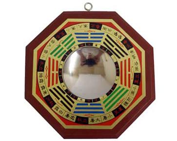 Miroir Pa Kua Concave Protection Feng Shui Feng Shui Pa Kua Magie D 39 Asie