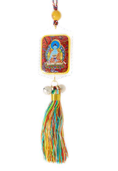 Amulette du bouddha de la sant feng shui amulette for Porte zen fuji
