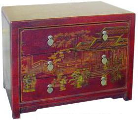 Commode 4 tiroirs cit xian meubles collection cit xian for Porte zen fuji