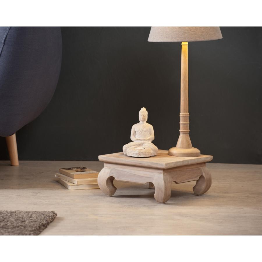 Mini table opium 30x30 cm meubles table de chevet for Meuble 30x30