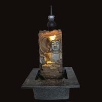 Fontaine Enseignement du  Bouddha