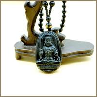 Pendentif protection : Amulette Fudo Myoo