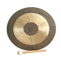Gong traditionnel 80 cm