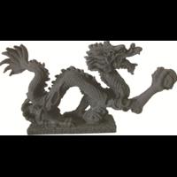 Grand Dragon noir chinois