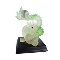 Dragon vert spécial Feng shui
