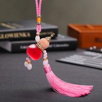 Amulette wu lou rose : Amour & santé