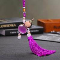 Amulette Wu lou Violet : santé & richesse