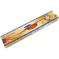 12 Bâtonnets Encens Satya Nag Champa Bliss : Félicité