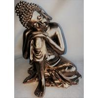 Bouddha penseur Cuivre