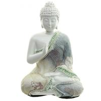Bouddha blanc Paix du coeur