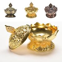 Encensoir traditionnel Tibétain Or