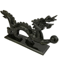 Dragon en jade feng shui