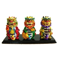 Lions des 3 bonheurs :  Fengsiye