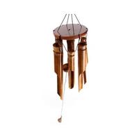 Carillon à vent en bambou
