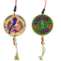 Amulette du Bouddha de la santé