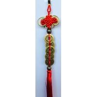 Amulette 5 Pièces Feng shui : Chance et Richesse