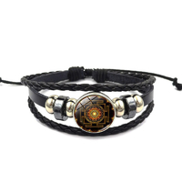 Bracelet de protection : Sri Yantra