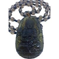 Amulette pour la mémoire : Manjushri