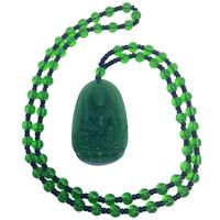 Amulette pour l'intelligence : Manjushri