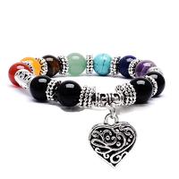 Bracelet 7 Chakras : Amour & Guérison