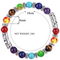 2.Bracelet-7-Chakra-Gué-rison-santé-quilibre-Perles-Bracelet-Coeur-yoga-méditation-bijoux-Reiki