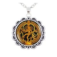 Collier Shiva Nataraja  Porte-Bonheur