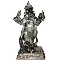 Ganesh Dansant Argent