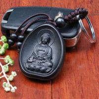 2.amulette-porte-clés-bouddha-2018-noir