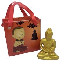 Bouddha de la lumière  porte-bonheur spécial 2018