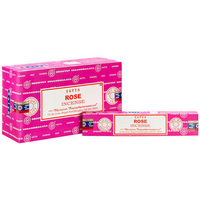 Grande boite Encens Nag Champa Rose : Amour & Amitié