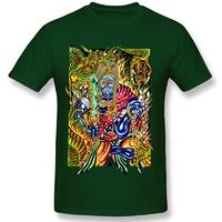 T-shirt Fudo Myoo vert
