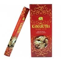 Grande boîte d'encens Kamasutra