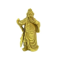 Kwan Kung : Protection & richesse en bronze