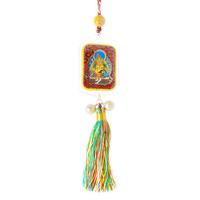 Amulette du bouddha de la richesse