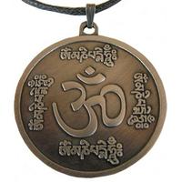 Amulette Mantra pendentif om