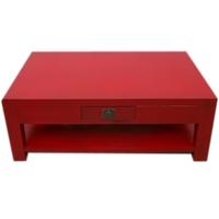 Table japonaise avec tiroir et niche collection Passion Zen