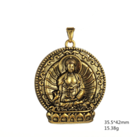 Amulette Pendentif  du Bouddha de la médecine